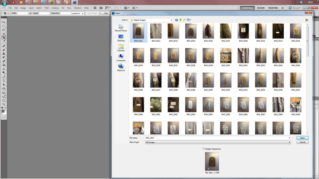 Next step is to open your image in Photoshop How to Batch Crop and Resize images in Photoshop. Batch Resize Photoshop Cs4. Home Design Ideas